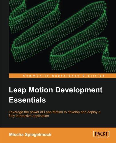 (Leap Motion Development Essentials)