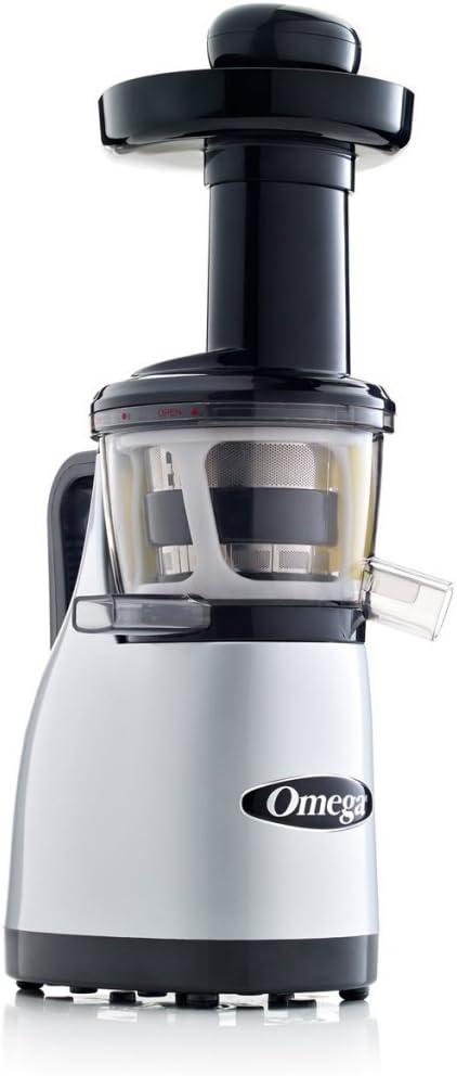 Omega VRT352 HD - Exprimidor de zumo vertical, color gris: Amazon ...
