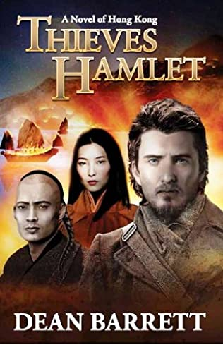 book cover of Thieves Hamlet