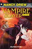 img - for A Vampire's Slayer (Nancy Drew: The New Case Files, No. 2) book / textbook / text book