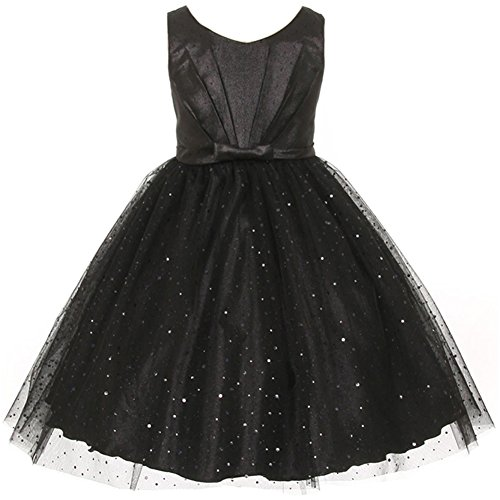 black sparkly dress size 16 - 6