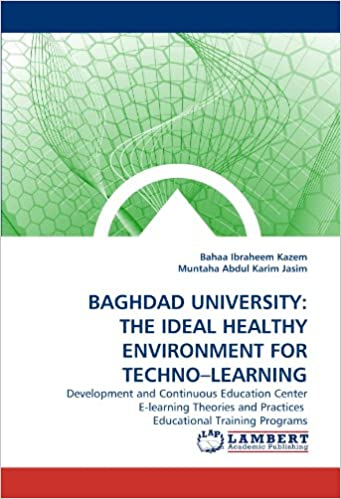 Buy Baghdad University: The Ideal Healthy Environment for
