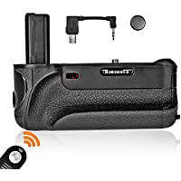 FOSITAN BG-3DIR Vertical Battery Grip for Sony A6000 Mirrorless Digital Camera with IR Function work with NP-FW50 Battery