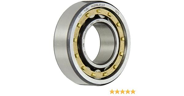 NU205EG1C3 NTN Cylindrical Roller Bearing 25 mm ID x 52 mm OD x 15 mm W Open