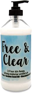 product image for The Lotion Company 24-hour Skin Therapy, Free & Clear, 16 Ounce, 12 Count