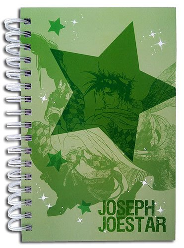 great-eastern-entertainment-jojo-joseph-caesar-hardcover-notebook