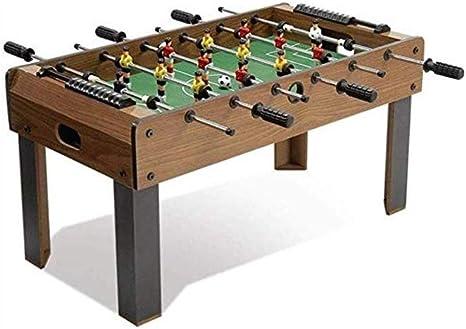 SYXX Los niños mesa de escritorio de fútbol, fútbol Foosball Mini Juego de Mesa,