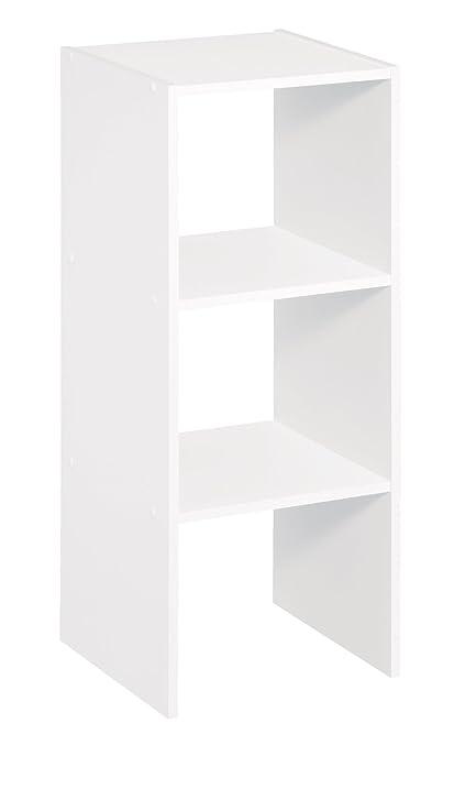 ClosetMaid 8953 Stackable 31-inch Vertical Organizer, White