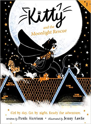 Image result for kitty and the moonlight