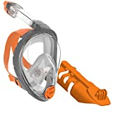 Ocean Reef Aria Full Face Snorkel Mask w/ Camera Support -SIZE L/XL
