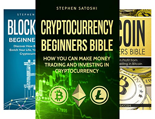 Bitcoin, Cryptocurrency and Blockchain (3 Book Series)