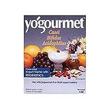 Yogourmet Casei Bifidus Acidophilus Probiotic Yogurt Starter, 1 Ounce, 6 Count Box