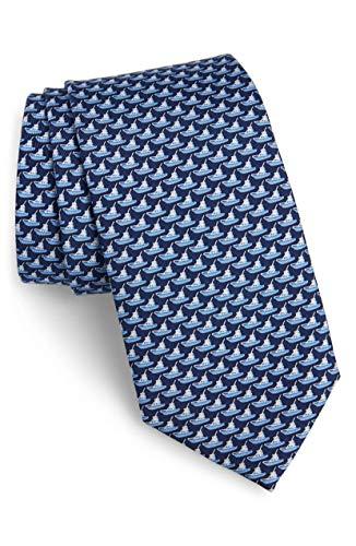 Vineyard Vines Men's Sportfisher Silk Tie