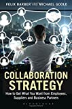 Collaboration Strategy, Michael Goold and Felix Barber, 1472912020