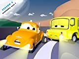Tom The Tow Truck: Sleepy Lily needs a boost/Steve the Steamroller