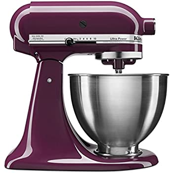 Amazon Com Kitchenaid Ksm3311xht Artisan Mini Series Tilt