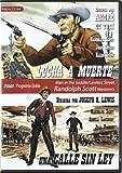 Programa Doble Randolph Scott Western'S (Lucha A Muerte Y Una Calle Sin Ley) [DVD]