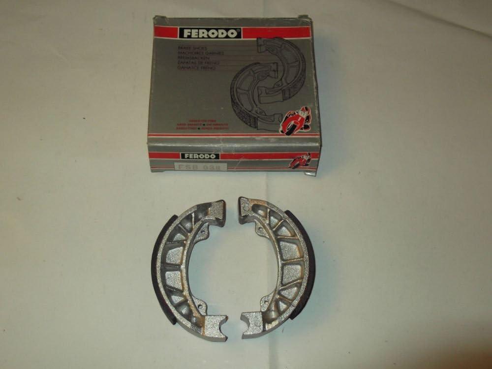 FERODO FSB954 piaggio LIBERTY 50 50 1997 /> 2003 GANASCE FRENO POST