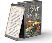 Dungeons and Dragons 5th Edition Deck of Cards – Treasure Trove Level 9-12 by Nord Games – 52 Cards - Games fo