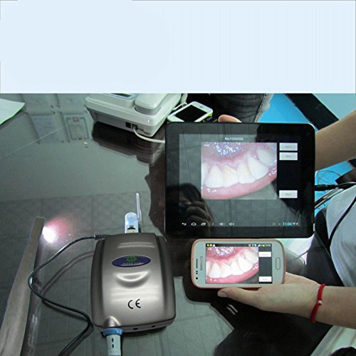 Aphrodite Wired Intraoral Camera 1/4 Sony CCD Usb/video/vga Output With Small Screen and Long-life White LED by Aphrodite