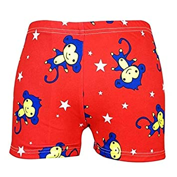 d7452a9d5d Value-Home-Tools - 7-9Y Swimming Trunks for Boys Cartoon Animal Shark  Monkey Kids Swimsuit Bathing Suit Elastic Swim Shorts Blue Red: Amazon.ca:  Tools ...