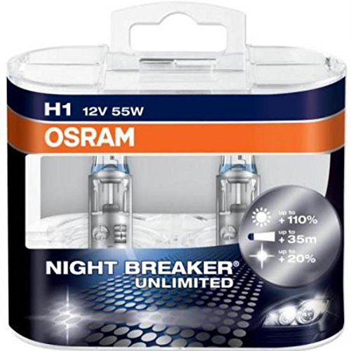 Osram nightbreaker unlimited H1 twin pack Micksgarage