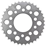 JT Sprockets JTR1876.43 44-Tooth Steel Rear Sprocket