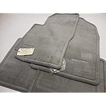 Amazon Com Toyota Camry Carpet Floor Mats 1997 2001 Oak
