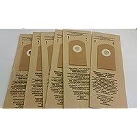 Cricket Ash Vacuum Bags 6 Pack