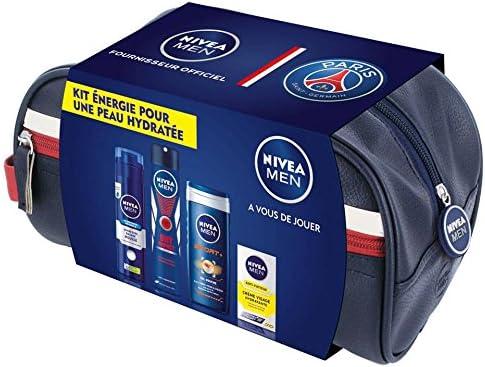 Nivea Men PSG estuche neceser Energie para una piel hidratada – 4 productos: Amazon.es: Belleza