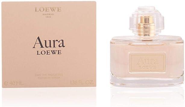 Loewe Aura Agua de Colonia - 40 ml: Amazon.es: Belleza
