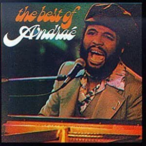 The Best of Andrae by ANDRAE CROUCH (1993-08-02)