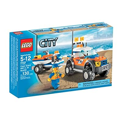 LEGO City Off Road Vehicle and Jet Scooter: Toys & Games