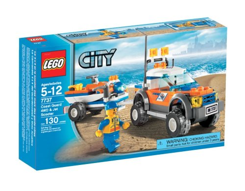 LEGO City Off Road Vehicle and Jet Scooter ()