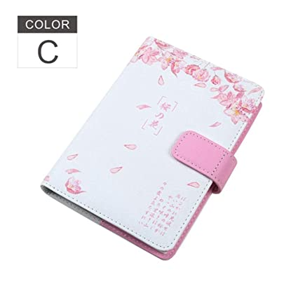 Amazon.com : Hardcover Executive Notebooks|Cherry Blossom ...