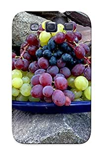 Amsuza-7312-sxicpsv Grapes Fashion PC For Case Samsung Galaxy Note 2 N7100 Cover , Series