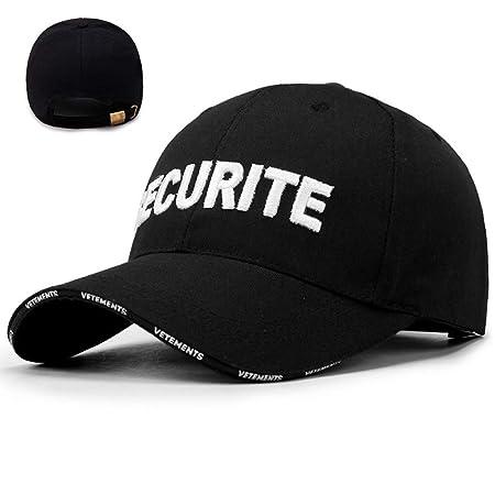 Gorra de béisbol de Verano para Hombre, protección Solar, Sombrero ...