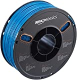 AmazonBasics ABS 3D Printer Filament, 1.75mm, Black, 1 kg Spool