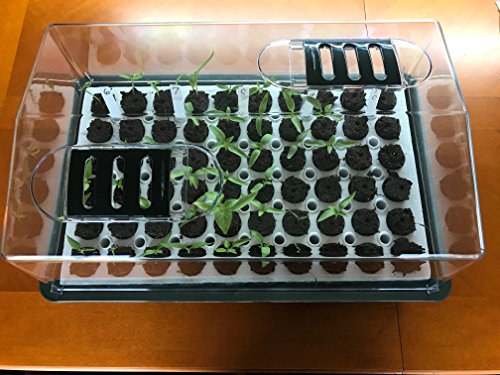 60 Cell Bio Dome Seed Starter Kit by Park Seed