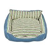 Edxtech Soft Pet Bed Mattress Dog Cat Warm Cushion Pillow Kennel Mat Blanket Washable