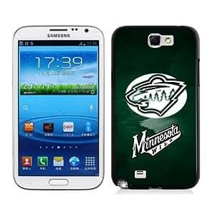 NHL Minnesota Wild Samsung Galalxy Note 2 N7100 Case Hot By zeroCase