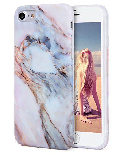 iphone-7-case-imikokotm-hard-case-print-crystal-for-iphone-7-47-inch-display-white-marble-pattern-sl