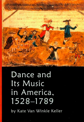 Dance And Its Music In America, 1528-1789 (Ex)