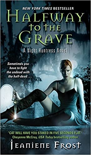 Image result for halfway to the grave book cover