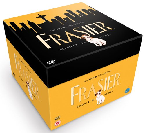 Frasier - Complete Collection: Seasons 1 - 11 [Box Set] [Import anglais] B001CO5U62