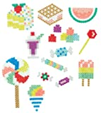 Perler 80-42882 Bucket O' Beads Fun Fusion Fuse Bead Kit-Sweet Shoppe
