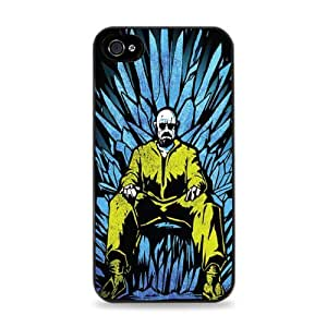 Breaking Bad Game Of Thrones Black Silicone Case for iPhone 6 plus 5.5 i6