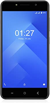 m-net power 1-Android 7.0, 5.0 pulgadas smartphone, 5000mAh ...