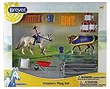 Breyer Stabemates Western Horse Play Set