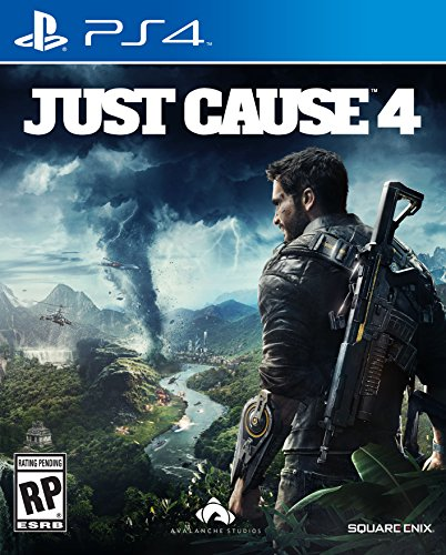 Just Cause 4 - PS4 [Digital Code] by Square Enix